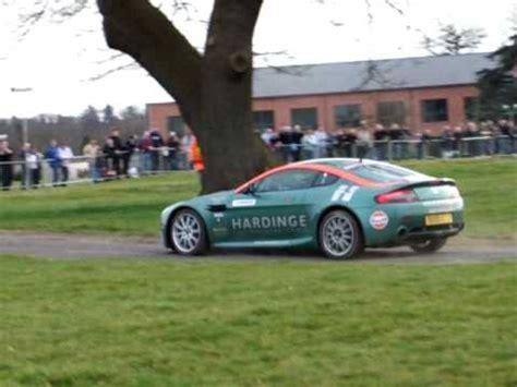 aston martin rally car aston martin rally car race retro 2009