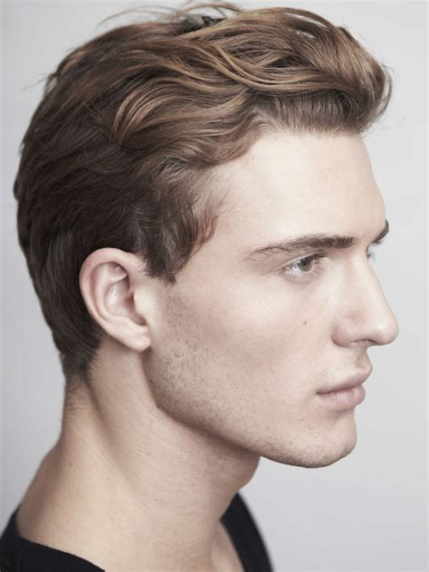 hairstyles for men with high cheekbones nikola jovanovic digitals