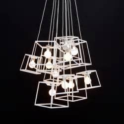 Modern Lantern Chandelier Frame Light Chandelier Modern Chandeliers By Iacoli