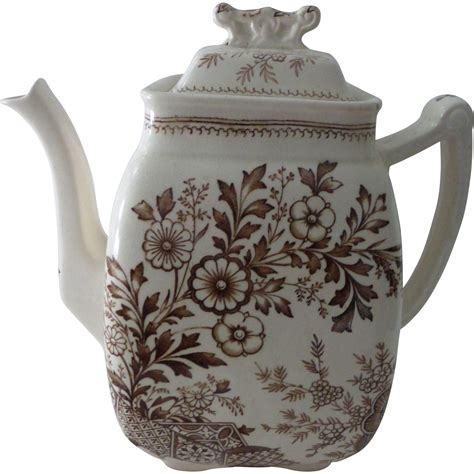 christopher dresser antique teapot aesthetic