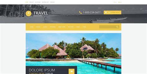 themeforest travel travel agency responsive opencart templatemonster