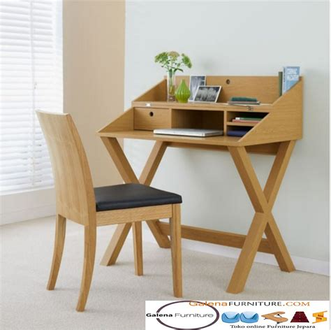 Meja Belajar Bahan Hpl meja belajar anak minimalis murah jakarta toko furniture