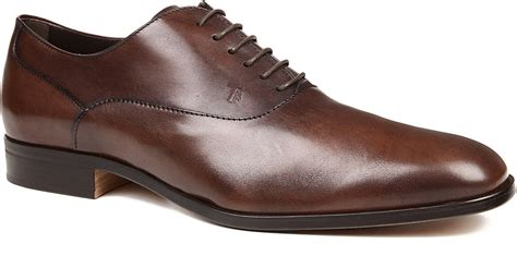 tods oxford shoes tod s oxford shoes for in brown for lyst