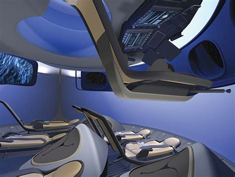 Modern Home Design Las Vegas Boeing Revamps Spacecraft Design To Attract Commercial