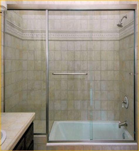 Custom Sliding Shower Doors Custom Sliding Shower Doors Yelp