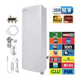top   long range outdoor tv antenna   reviews