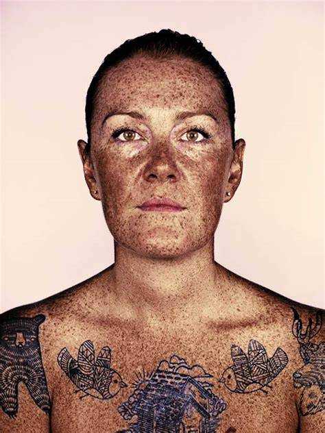 tattoos beards and freckles 38 portraits by mr elbank