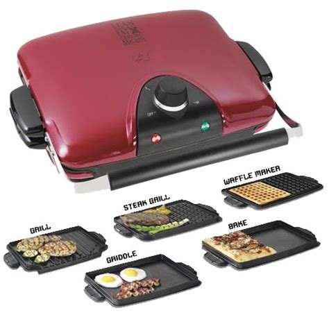 Target Kitchen Knives by George Foreman G5 New Electric Grill Grp90wgr