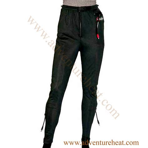 heated motorcycle clothing warm n safe heated trouser liners