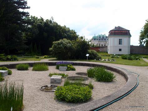 Botanical Gardens Vienna Botanical Garden In Vienna Austria