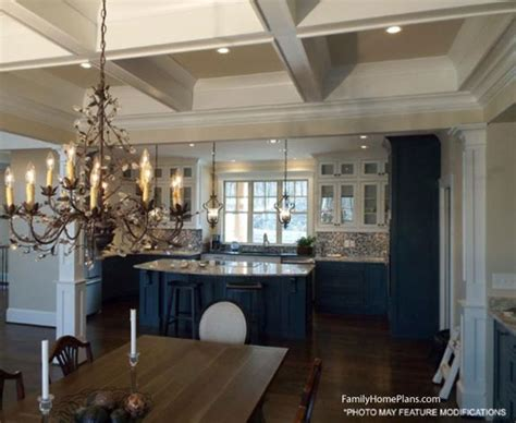 houseplan with front kitchen ranch style house plans fantastic house plans online
