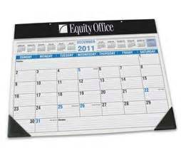 Inexpensive Calendar Planners Custom Desk Planners Calendar Pads Personalized In Bulk