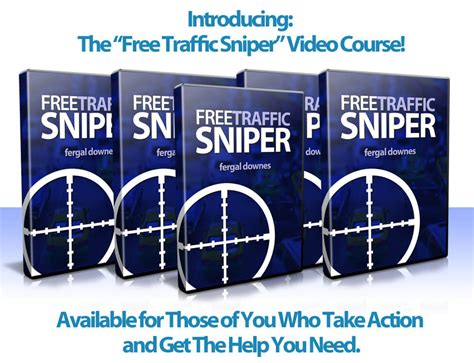 free traffic sniper course limited time crackit