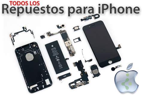 piezas repuestos iphone  recambios  telefonos