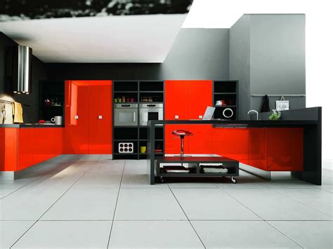 ceramic tiles for kitchen widaus home design inspiring white ceramic tile and minimalist red kitchen