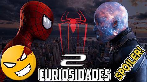 imagenes del asombroso hombre araña curiosidades del soprendente hombre ara 209 a 2 con spoilers