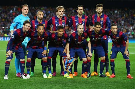 barcelona sport spanish football soccer sports blog