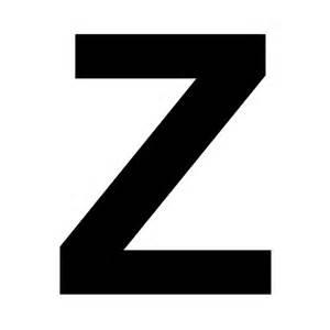 letter z dr