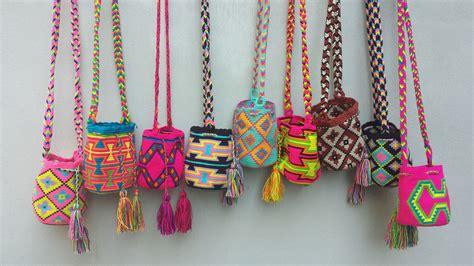 Mini Mochila Bag mini wayuu bags www fashionistaz nl wayuu mochila tassen