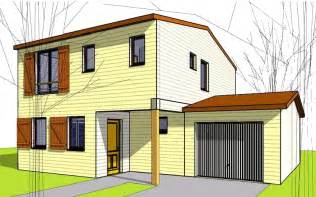 plan de gratuit 4 chambres pdf plan moderne