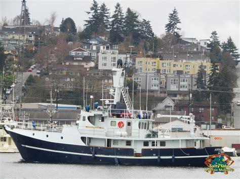 salty boats m v annandale joe bundrant chuck bundrant trident seafoods family company seattle