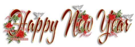 flower happy new year gif picdesi 187 187 happy new year animated birds flowers 187 e mail