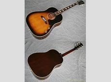 1961 Gibson J-160E (SOLD) | Garys Classic Guitars ... J 160e Epiphone