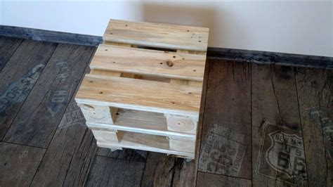 Ottoman Made From Pallets Pallet Ottoman