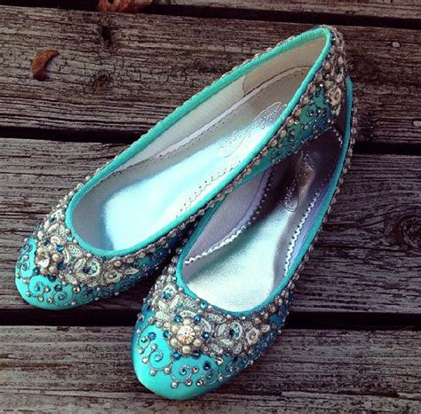 cinderella flat shoes cinderella s slipper bridal ballet flats wedding shoes