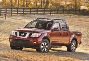 Www Nissan Frontier 2013 Nissan Frontier Familiar Look Higher Mpg More Tech