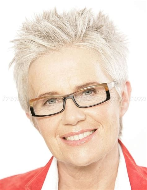spiky short hairstyles for women over 50 short hairstyles over 50 short spiky hair for women over