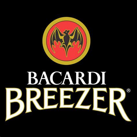 bacardi logo white bacardi breezer 1 free vector 4vector