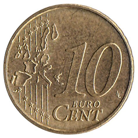 10 buro cent 10 cents coin exchange yours for today