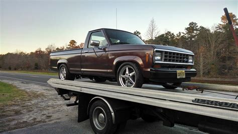 1986 Ford Ranger by 1986 V8 Ford Ranger Autos Post