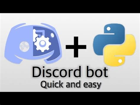 discord verification bot how to easily make a discord bot with python 3 6 in under