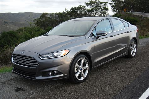 Ford Fusion 2013 Se by 2013 Ford Fusion Se Review Car Reviews And News At