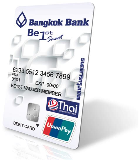 bngkok bank be1st smart card bangkok bank