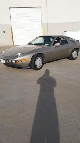 how to sell used cars 1985 porsche 928 engine control sell used 1985 porsche 928 in denver colorado united states
