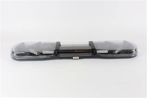 4ft led light bar britax a13752 4ft 1250mm aerolite clear led low profile
