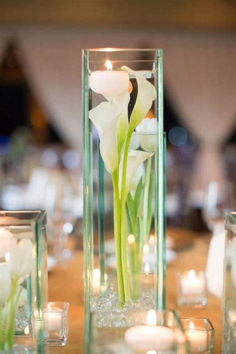12 Best Images About Tall White Calla Lily Arrangements On Calla Lilies Centerpieces