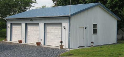 30x40 Garage Package by 30x40 Pole Barns Kits Studio Design Gallery Best