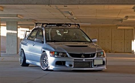 stanced mitsubishi lancer image gallery stanced evo 8