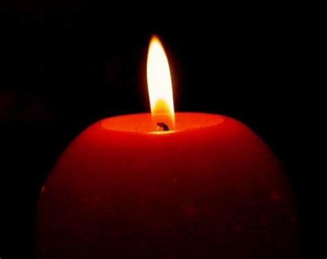 una candela come una candela