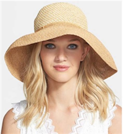 best summer hats for bad hair days floppy sun hats for fabulous after 40