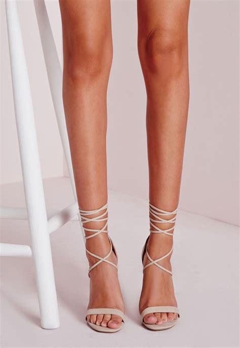 Heels T In Black By best 25 lace up heels ideas on heels lace