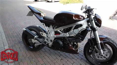 Suzuki Tl1000s Streetfighter Suzuki Tl1000 Custom Streetfighter