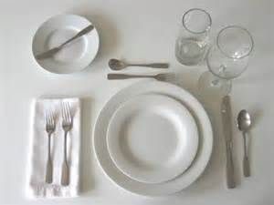 how to set a table table setting and meal service
