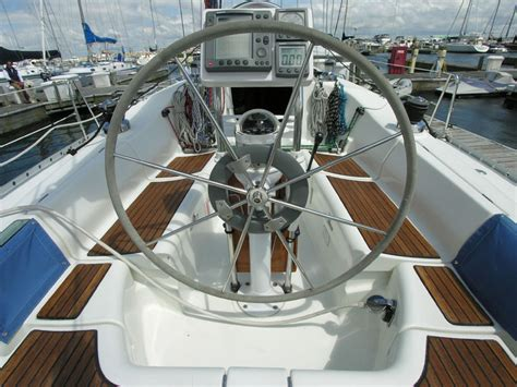 parts of a boat cockpit beneteau 36s7 for sale by jan guthrie yacht brokerage