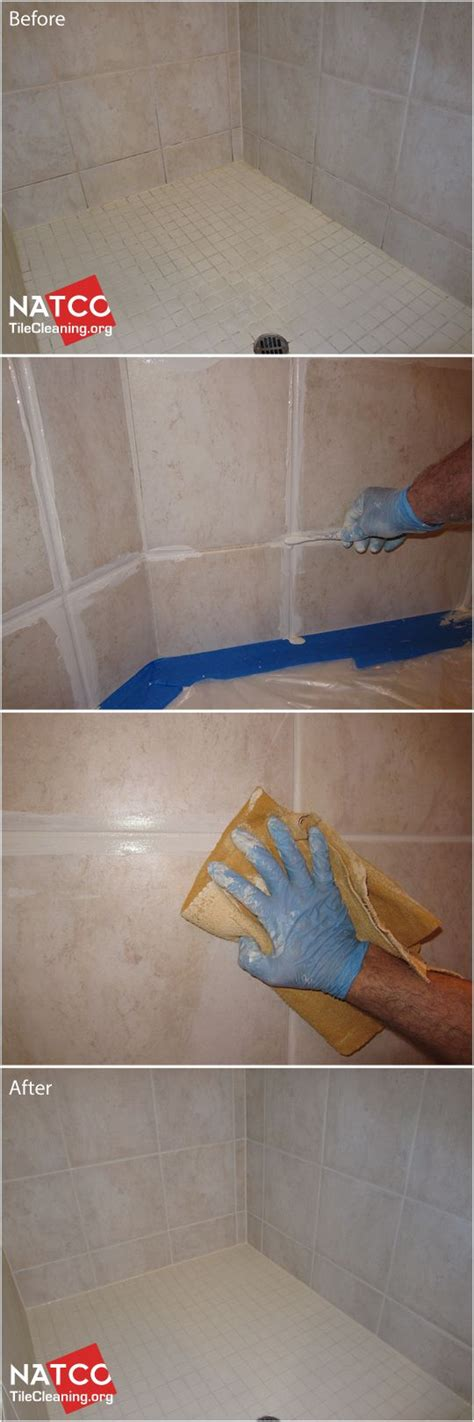 Cleaning Grout In Shower 17 Best Images About Cleaning Moldy Shower Grout And Caulk On Ceramics Clean Tile