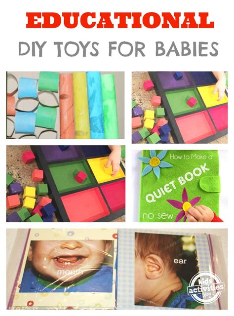 diy toys diy toys for babies sensory toys sensory boards and toys for babies
